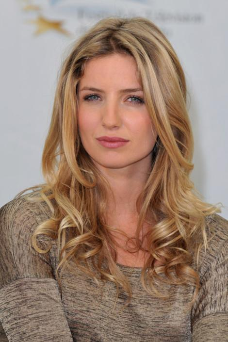"Actress Annabelle Wallis poses during a photo call for ""The Tudors"" TV series at Grimaldi Forum on June 10, 2010 in Monte-Carlo, Monaco."