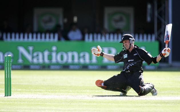 New Zealand v West Indies - 3rd ODI