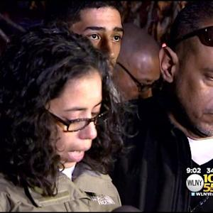 Family Of Officer Killed In Brooklyn Urges Peace, Unity