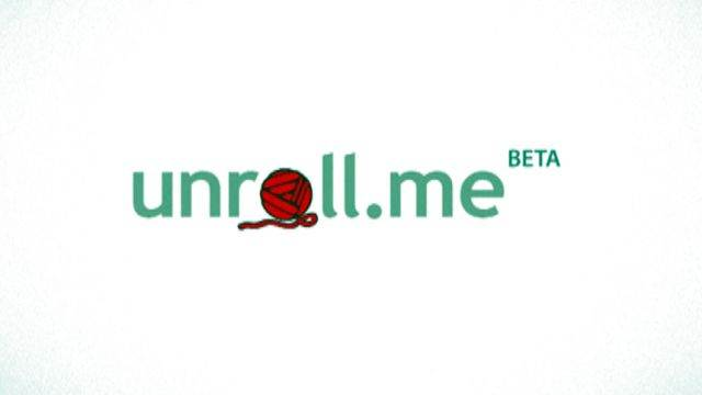 Manage your email subscriptions with Unroll.me