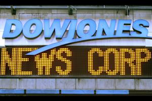 News Corp Ousts Dow Jones CEO Lex Fenwick After Less Than 2 Years