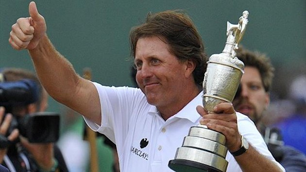 Phil Mickelson (Reuters)