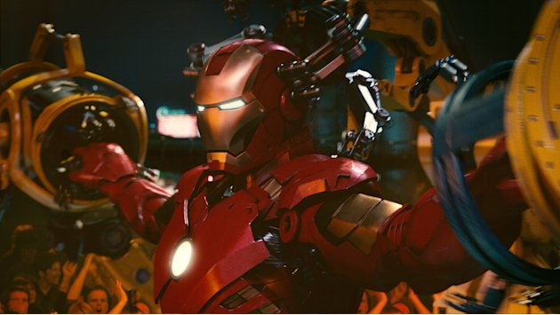 Iron Man 2 Production Photos 2010 Paramount