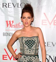 Famous Twilighter Kristen Stewart is still doing the rounds for her new flick 'Snow White and the Huntsman' and her latest stop was the Australian