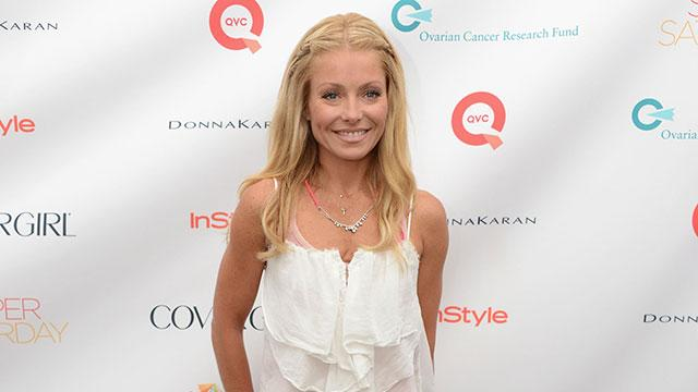 Kelly Ripa to Debut New Co-Host September 4