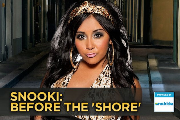 Snooki: Before the 'Shore …