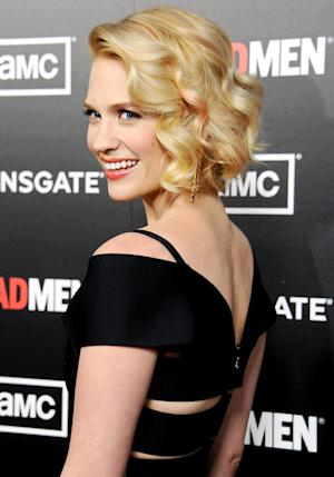 January Jones: Why I Got Rose Gold Highlights