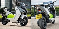 [VIDEO] BMW Perkenalkan E-Scooter di Olimpiade London