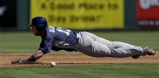 Wells, Trout lead Angels over Padres 7-4