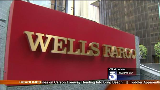 Wells Fargo Sued by L.A. City Attorney for `Unlawful, Fraudulent Conduct`