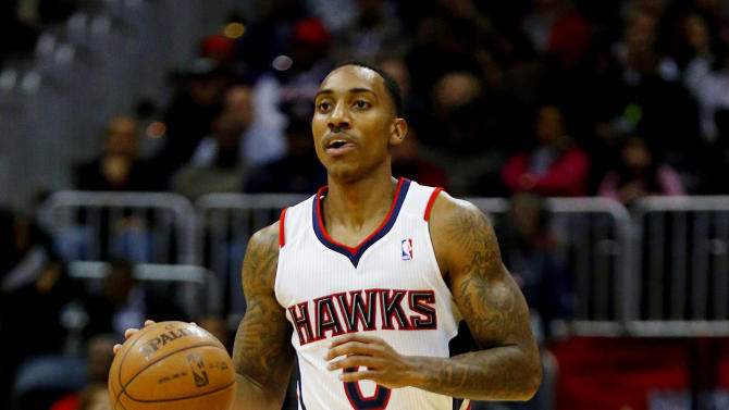 NBA: San Antonio Spurs at Atlanta Hawks