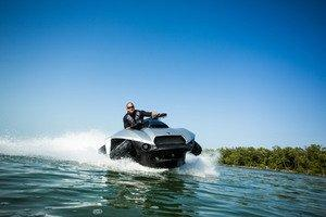 World's First High-Speed Amphibian Debuts At Miami Boat Show