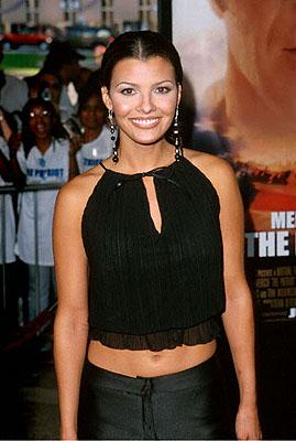 Premiere: Ali Landry at the Loews Century Plaza premiere of Columbia's The Patriot - 6/27/2000