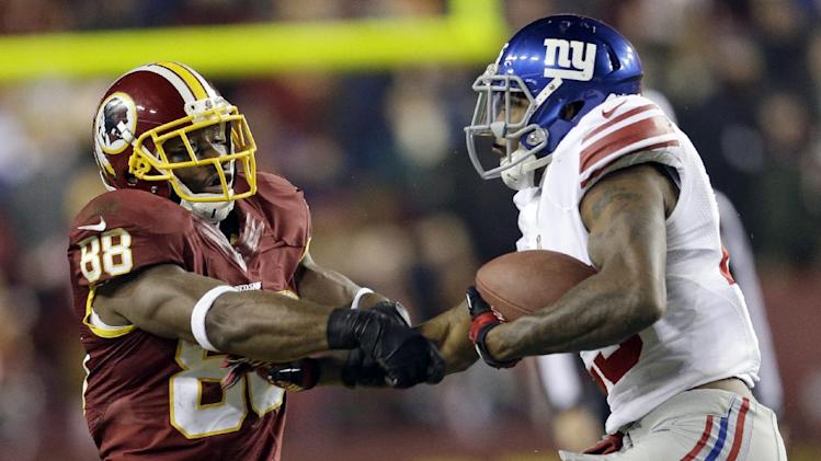 Drop hurts Redskins more than chain gang gaffe