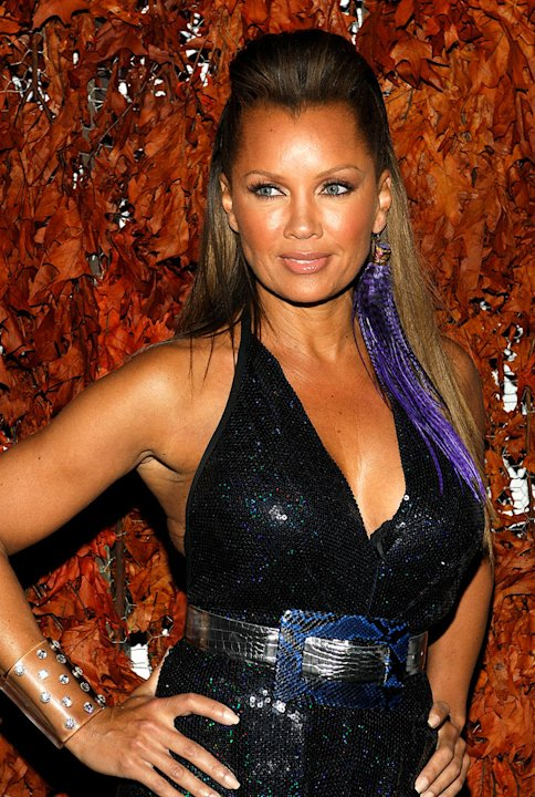Vanessa Williams attends a listening party for her album ''The Real Thing'' at Greenhouse on June 3, 2009 in New York City.