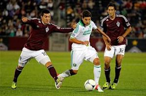 Sporting KC adds Zizzo from Timbers