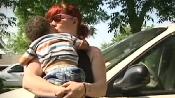 Mother Protects Kids From Alleged Carjacker: 'I Told Him He Messed With the Wrong Witch'