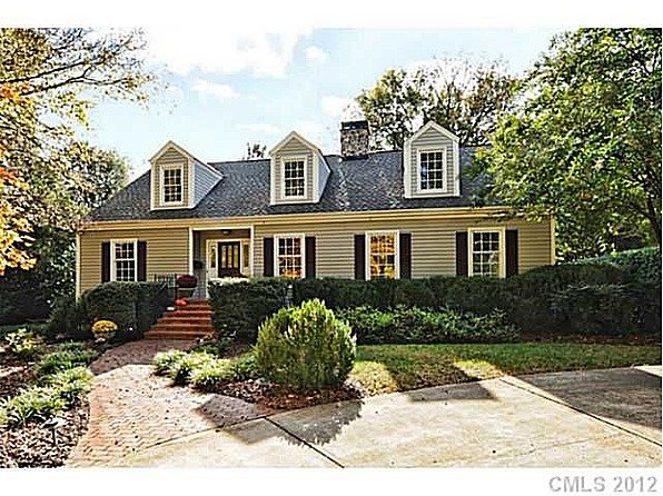 Yahoo! Homes of the Week: Homes for $525,000 charlotte