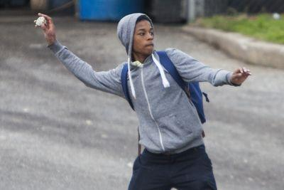 The important thing everyone calling for nonviolence in Baltimore fails to say