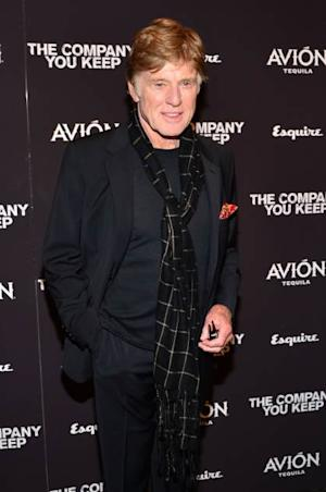 Robert Redford attends 'The Company You Keep' New York Premiere at The Museum of Modern Art on April 1, 2013 in New York City -- Getty Images
