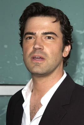 Premiere: Ron Livingston at the LA premiere of Uptown Girls - 8/4/2003