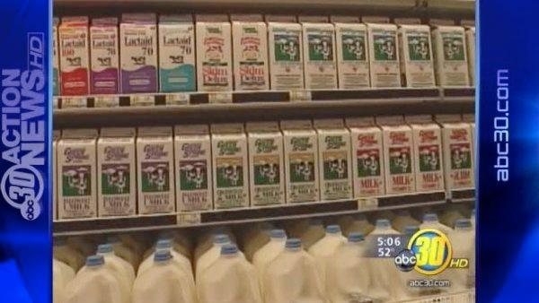 Dairy prices could spike without Washington deal