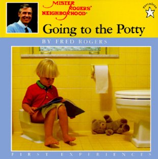 Going To The Potty: by Fred Rogers $5.99