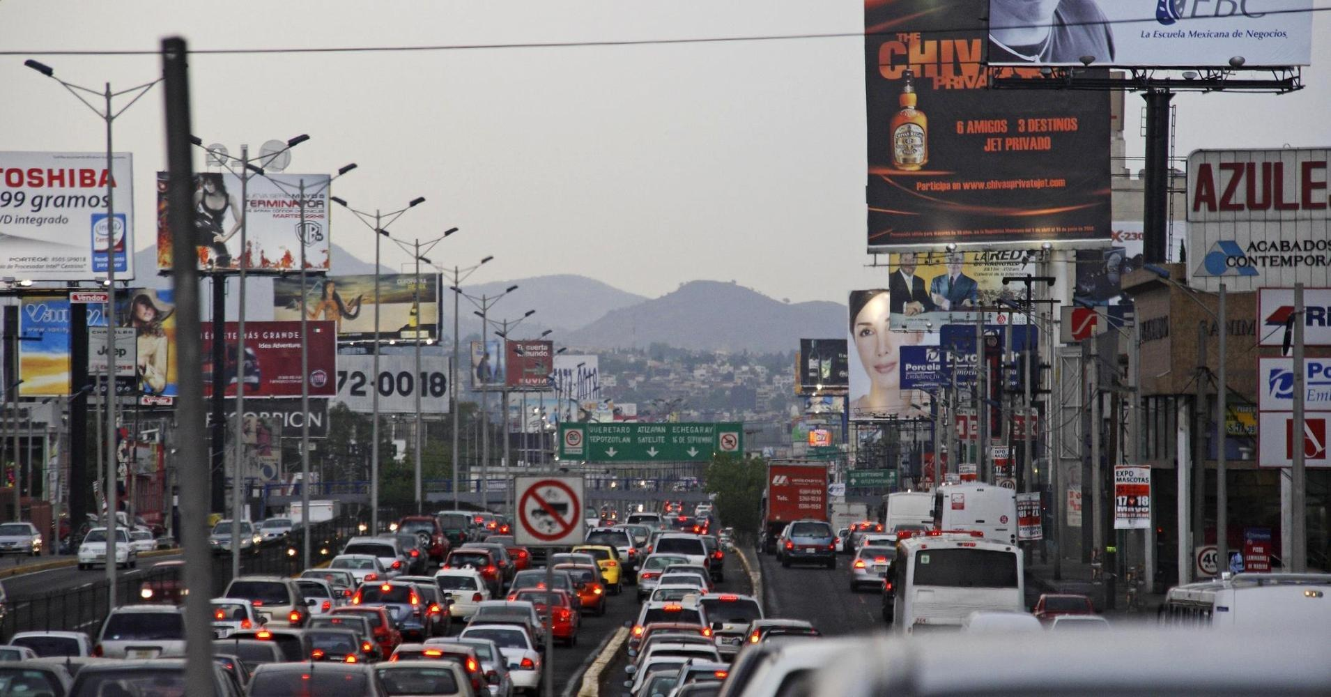 Four world capitals are banning diesel vehicles from 2025