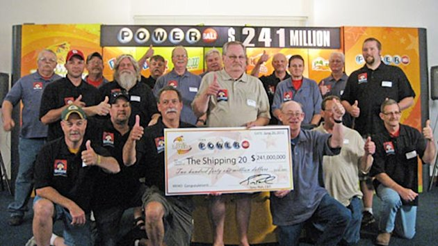 Iowa Quaker Oats Workers Get $241 Million Powerball Jackpot (ABC News)
