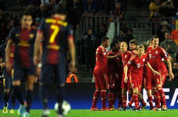 Barcelona has a lot to learn from unbelievable Bayern