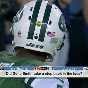 Has New York Jets QB Geno Smith regressed?
