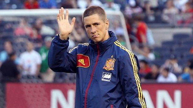Fernando Torres has been left out of the Spanish squad