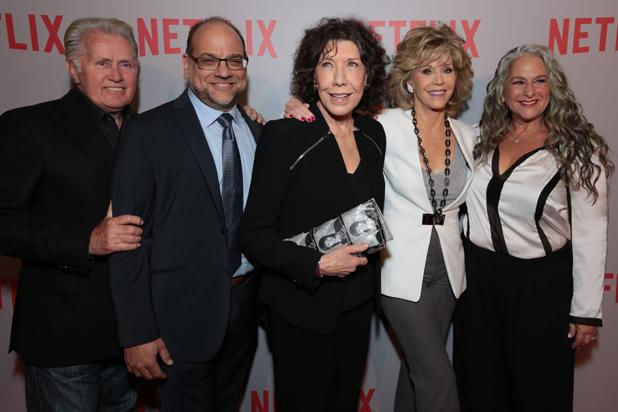'Grace and Frankie' Renewed for Season 2 by Netflix