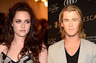 Kristen Stewart, Chris Hemsworth -- Getty Images