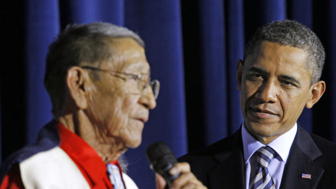 Spending cuts shadow Obama meeting with tribes