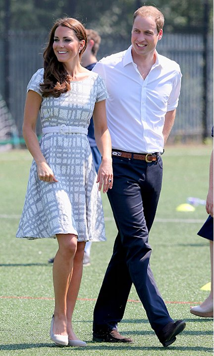 Prince William, Kate Middleton …