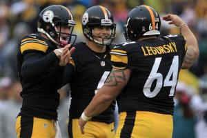Suisham drills winner as Steelers top Eagles 16-14