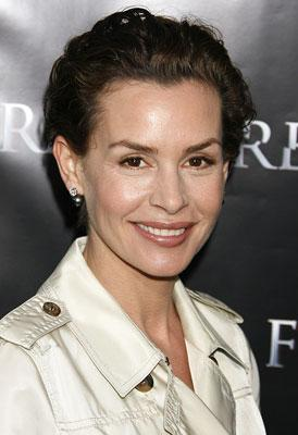 Embeth Davidtz at the Los Angeles premiere of New Line Cinema's Fracture