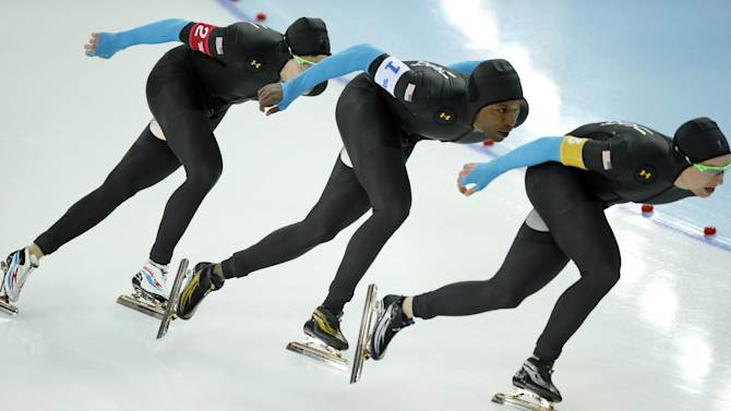 US officials defend team performance in Sochi
