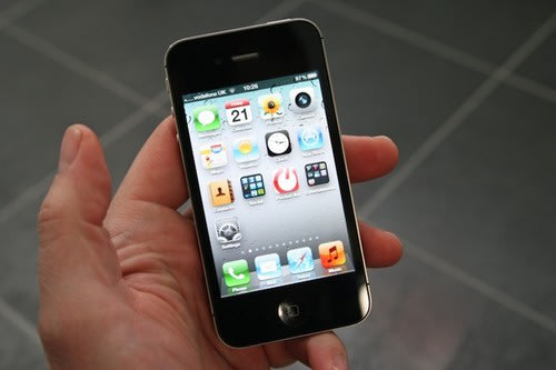 iPhone 4S already has iWallet capabilities