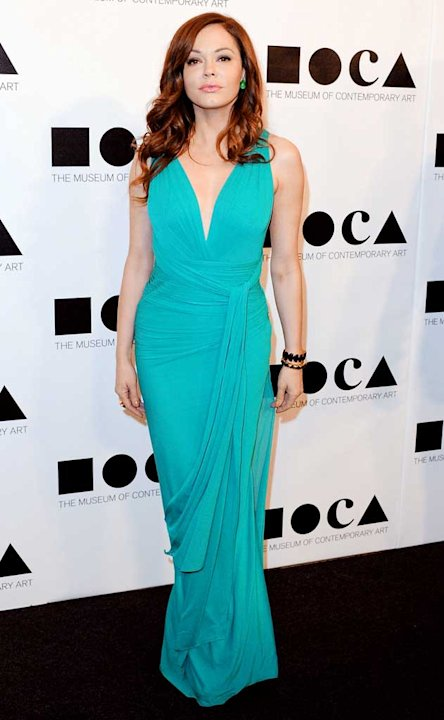 Rose Mc Gowan MOCA Gala