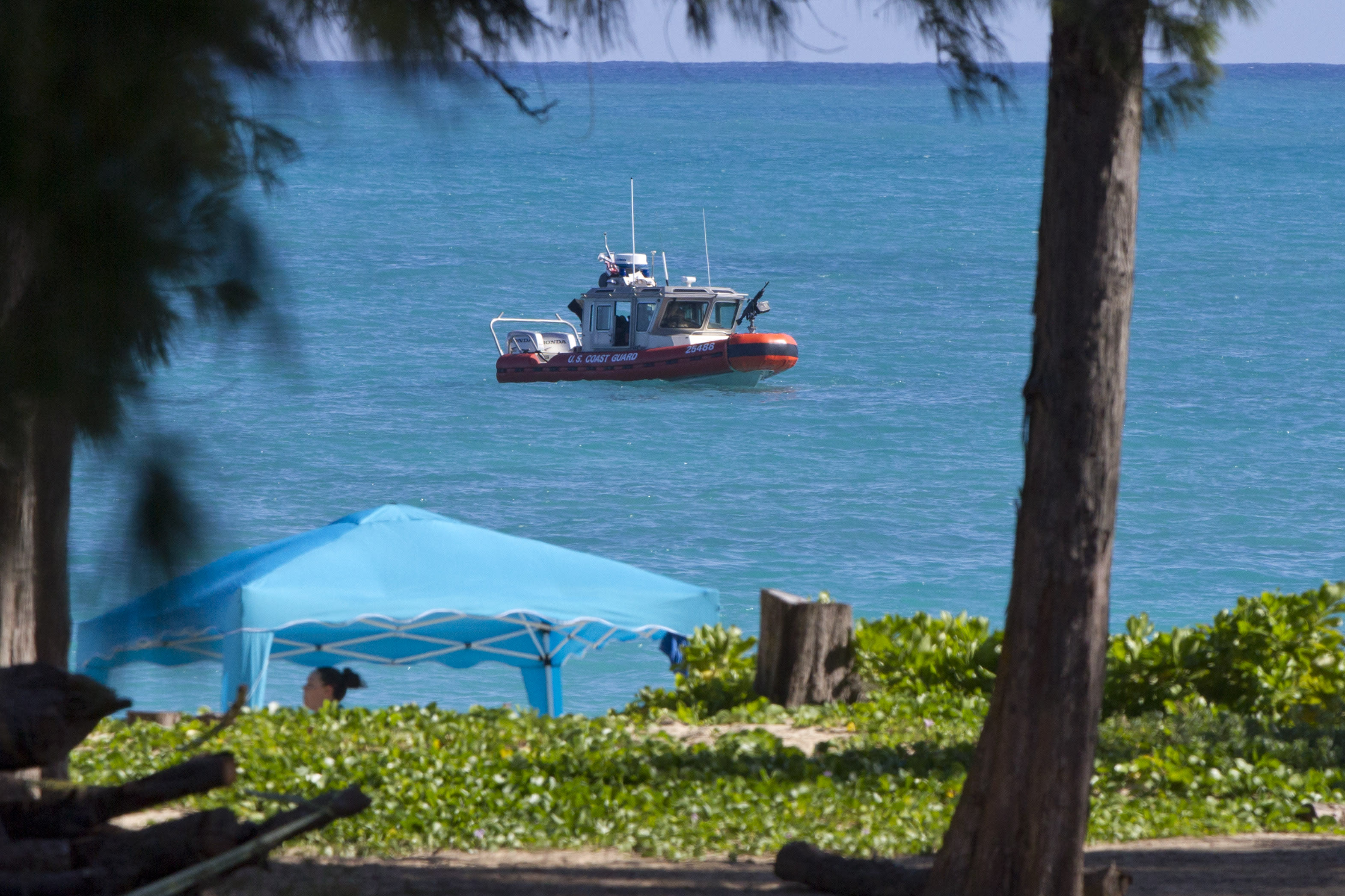 President Obama's Hawaii vacation: Day 2