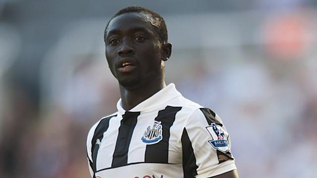 Papiss Demba Cisse, Newcastle United
