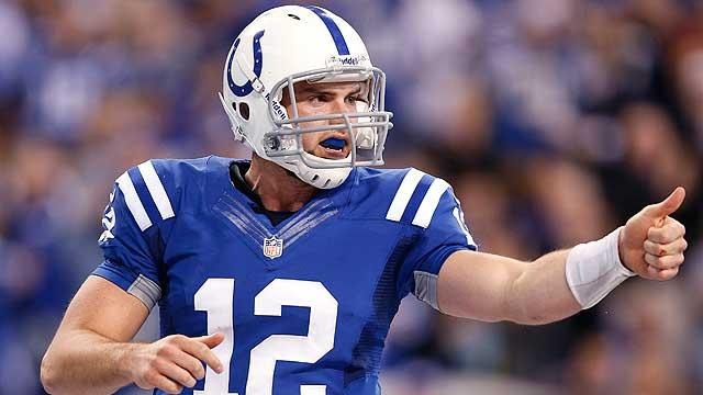 Luck leads comeback