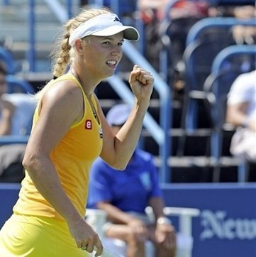 Wozniacki hurts knee, but wins again in New Haven The Associated Press Getty Images Getty Images Getty Images Getty Images Getty Images Getty Images Getty Images Getty Images Getty Images