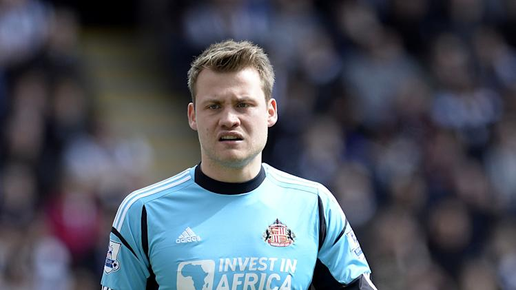 Soccer - Simon Mignolet File Photo