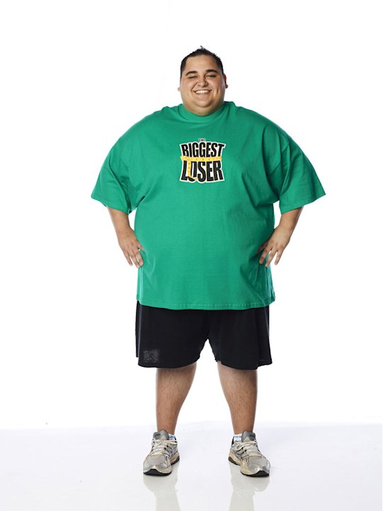 Jeremy Britt competes on the 13th season of &quot;The Biggest Loser.&quot; 
