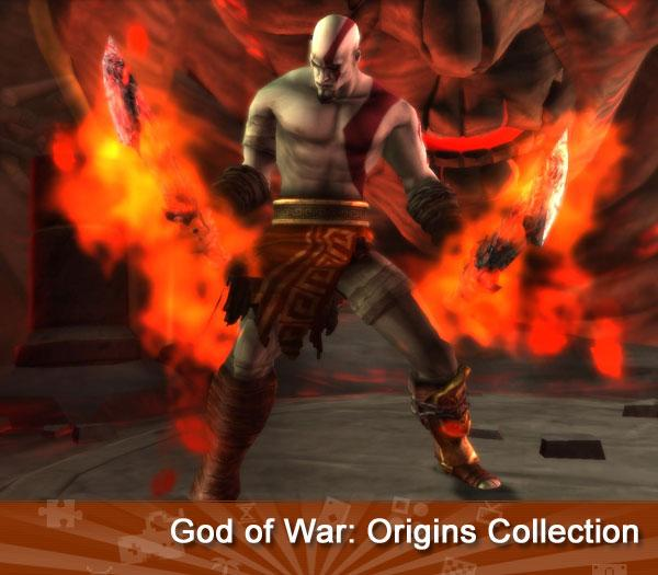 God of War Origins Collection