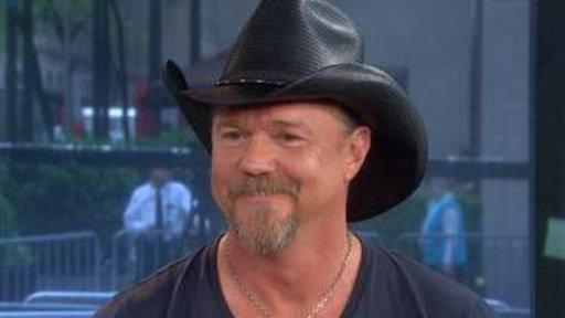 Trace Adkins to KLG, Hoda:  You're Always Drunk