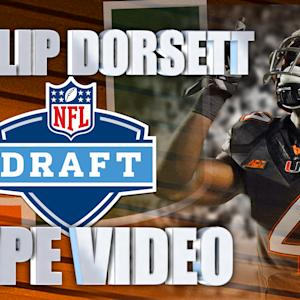 Miami WR Phillip Dorsett | NFL Draft Hype Video
